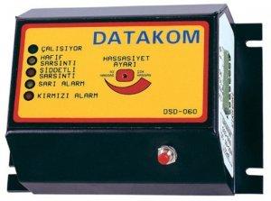 DATAKOM DSD-060 Detector terremoto de parada con sensor de actividad sismica: Amazon.es: Amazon.es