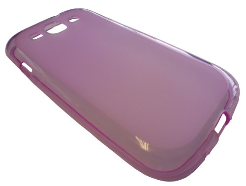 avci Base 4260310640952TPU neblige Coque de protection en silicone pour Samsung Galaxy S3i9300Noir
