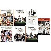 Modern Family DVD pack season 1-7