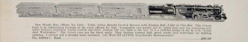 vintage american flyer trains - 4