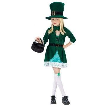 Lucky Leprechaun Costume - Small