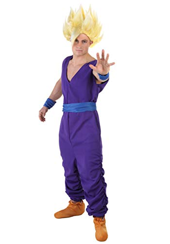 Adult Gohan Costume Medium