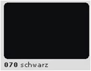 Your Design Oracal 651 070 - Lámina de PVC para plóter (31,5 cm x 50 m, para Exteriores), Color Negro: Amazon.es: Hogar