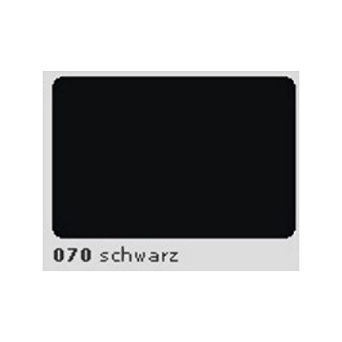 Oracal 631 Plotterfolie 63cm x 10m schwarz MATT 070