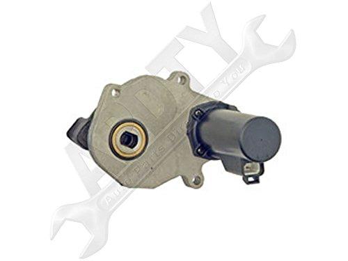 heel Drive Transfer Case Shift Encoder Motor (Replaces RL019471AB, 12386247, 5019471, 5019471AB, 88996604) ()