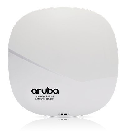 Aruba Instant IAP-325-US Wireless Network Access Point JW327A (802.11ac, 4x4 MIMO, Dual Band Radio, Integrated Antennas, Business Class Enterprise)'' by HP