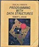 Programming with Data Structures : Pascal Version, Kruse, Robert L., 0137292384