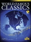 World Famous Classics Book With CD F/Eb Horn by Fentone Music