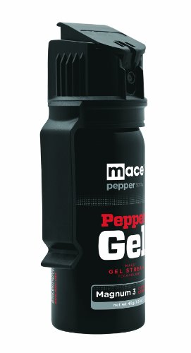 3. Mace Brand Self-Defense Pepper Spray Magnum Pepper Gel