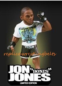 (Round 5 MMA UFC Ultimate Collector Series 6 Jon Jones Action Figure [Limited Edition])