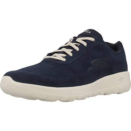 Joy Sneaker Walk Blu Donna Skechers Go wTCZxYqU