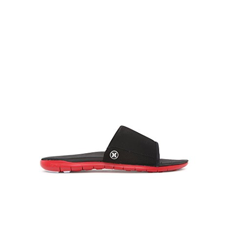 Hurley Mens Phantom Gratis Elitglid Sandaler Gym Röd