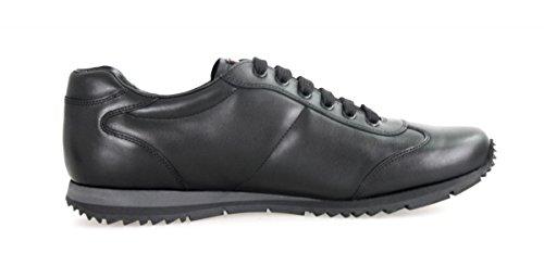 Prada Mens 4e2736 6dt F0002 Sneaker In Pelle