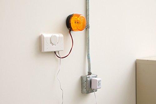 Warehouse Buzzer Doorbell Kit Commercial Wireless