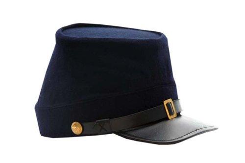 SZCO Supplies Blue Union Civil War Kepi (Large) ()