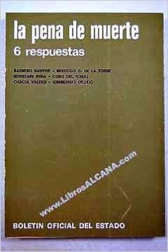 Leer La pena de muerte. 6 respuestas in Spanish PDF