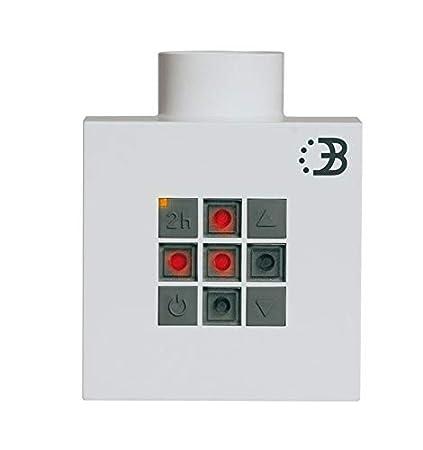 Tinta de calefacción para radiadores de baño con resistencia calefactora KTX-2 de 2 de