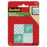 3M 108 Scotch™ Removable Mounting Squares