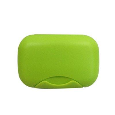 Wa Jabonera Caja de Jabón de Viaje Sello Impermeable Soporte de Jabón Estante para