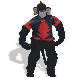 Peter Alan 6493AD Adult Flying Monkey Costume - One Size -