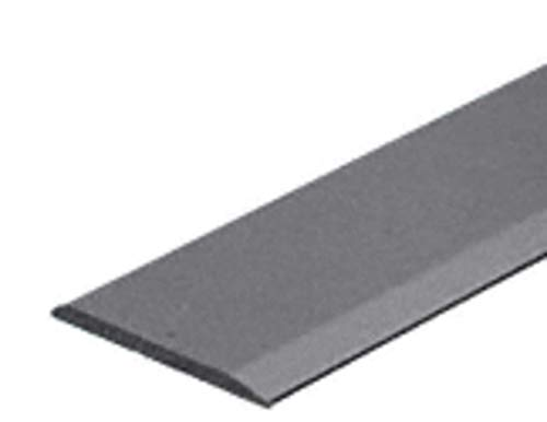 CRL Brushed Nickel Aluminum 5/8
