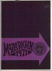 - (Custom Reprint) Yearbook: 1971 Southwest Baptist University - Mozarkian Yearbook (Bolivar, MO)