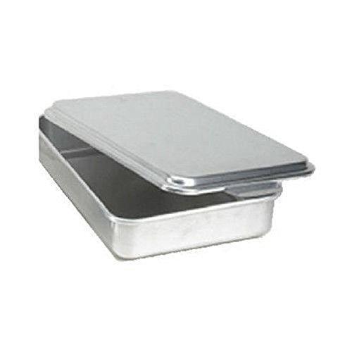 Pokin for Mirro / Masterbuilt 84975 Aluminum 9 inch x 13 inch Cake Pan & Lid 0980000PX