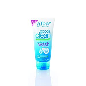 Alba Botanica Good and Clean Gentle Acne Wash, 6 Ounce