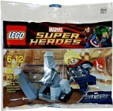 LEGO Super Heroes Thor and The Cosmic Cube 30163 ()