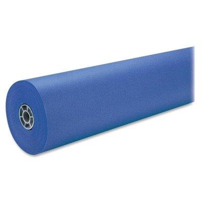 Pacon ArtKraft Duo-Finish Paper Roll, 3-feet by 1000-feet, Royal Blue (67201)