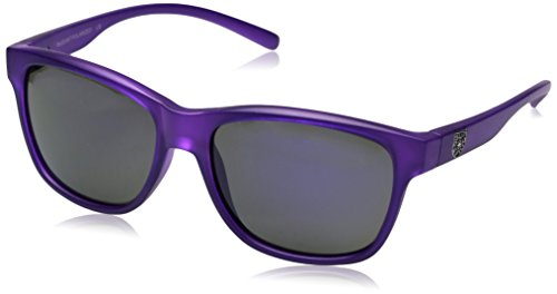 Suncloud Pageant Polarized Sunglass with Polycarbonate Lens, Purple Frame/Purple - Tahoe Sunglasses