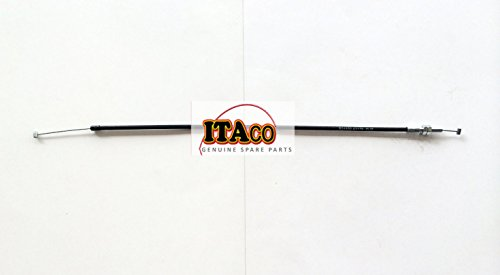 Throttle Cable Assy 1 Wire fit Yamaha Outboard 20HP 30HP 25HP C30 EL Steering 689-26311-00 6J0
