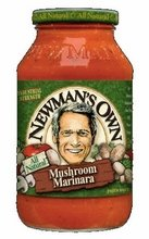 Newmans Own Spaghetti Marinara Pasta Sauce, 24 Ounce - 12 per case. ()