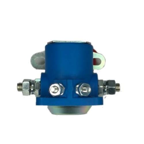New Ford Starter Car Truck & Marine Solenoid Relay 12V HeavyDuty SW3 - Blue -