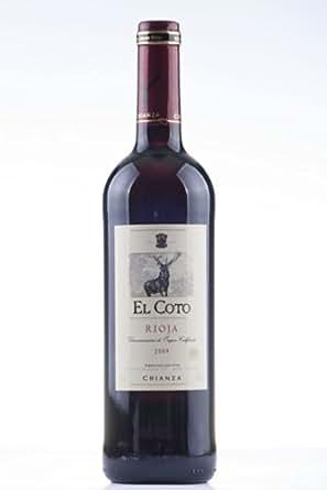 Vino Tinto de Rioja   Coto Crianza 75 cl