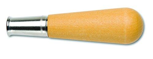 Nicholson TG4N Wooden Screw-on Handle for 14-Inch (Ferrule File)
