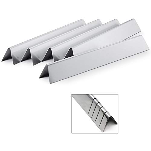 Find Discount Direct store Parts DP110 Stainless Steel Flavorizer Bars /Heat plates (5-pack) Replace...