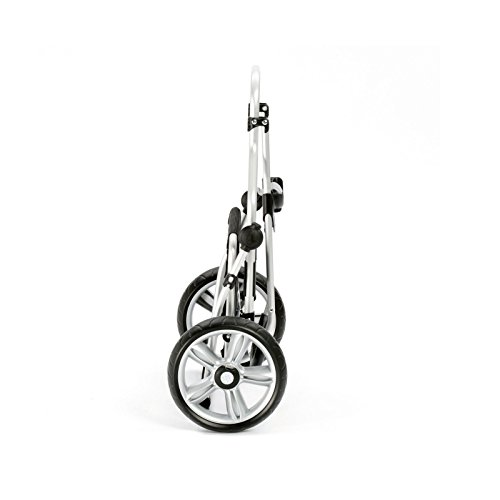 Andersen Royal Shopper 25cm Rad Einkaufs-Trolley und Fahrrad Lastenanhänger Grün COHosbds