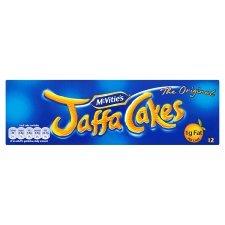 McVities Jaffa Cakes ()