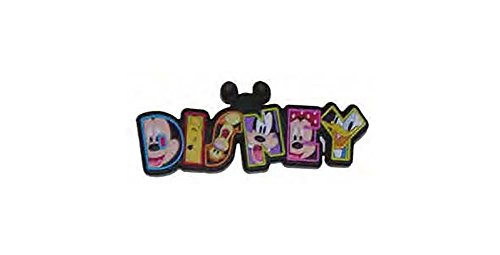 (Disney Mickey Mouse Lasercut Rubber Refrigerator Magnet)