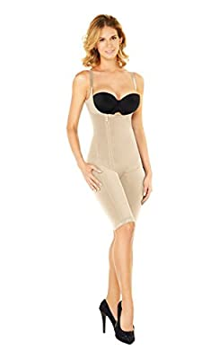DIANE & GEORDI 002408 Full Body Shapewear Bodysuit for Women | Fajas Colombianas
