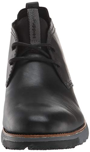 Leather Oxford Hush Boot Active Black Expert Puppies Men's ff0SZ