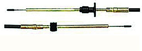 SeaStar CC17015 15 Feet Pre-1979, 400 Type, OMC/Evinrude/Johnson Control Cable