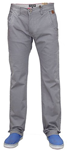 Jeans Chino Regular Hommes Jacksouth Designer Droite Gris Fit Stretch Jambe Nouveaux Chiné x71nqgBw66