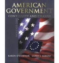 American Government 2002: Continuity and Change