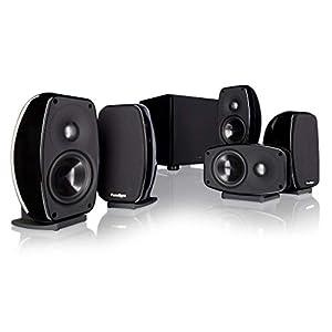 Paradigm Cinema100CT 5.1 Home Theatre Speaker System (Black Gloss)