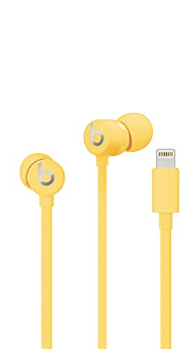 Beats urBeats3 Earphones with Lightning Connector – Yellow