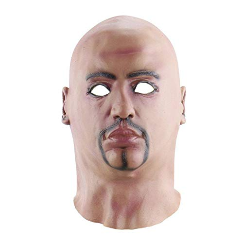Halloween Adult Latex Scary Mask Full Head Face Breathable Halloween Mask Horrible Mask Fancy Dress Horror Mask ()