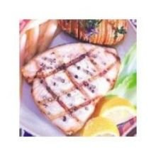 Trident Seafoods Skin On Bonless Swordfish Steak - 40 of 4 Ounce Pieces, 10 Pound -- 1 each. by Trident