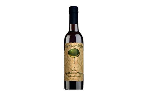 White Aged Balsamic Vinegar, Made In Italy (Aged Cider)